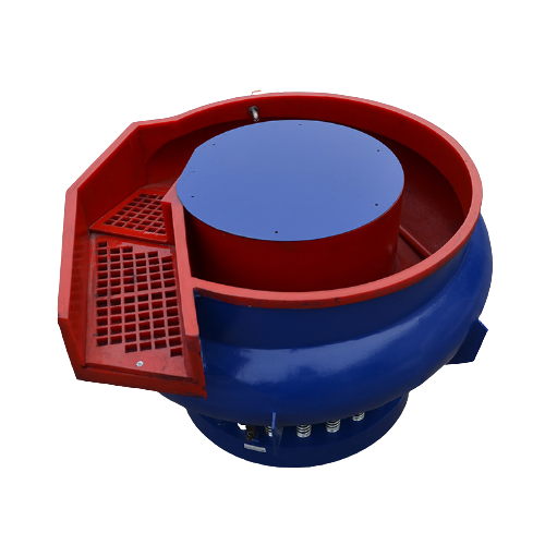 600L 20Cft Cheap China Vibratory Tumbler with Separator