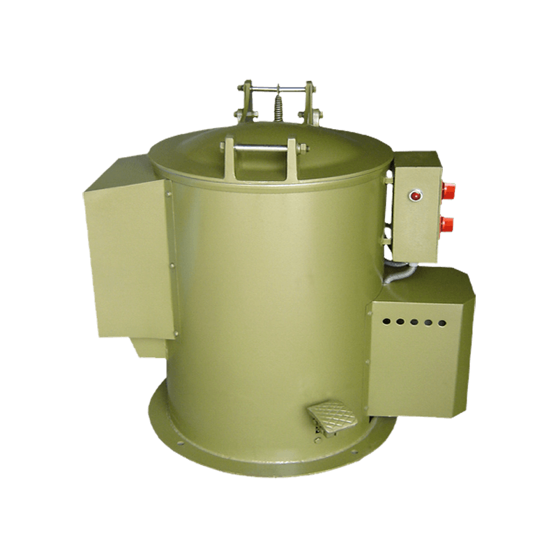 CD70 Eco Hot Air Centrifugal Spin Dryer
