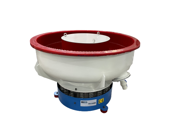 300L 10Cft Metal Finishing Vibratory Tumbler