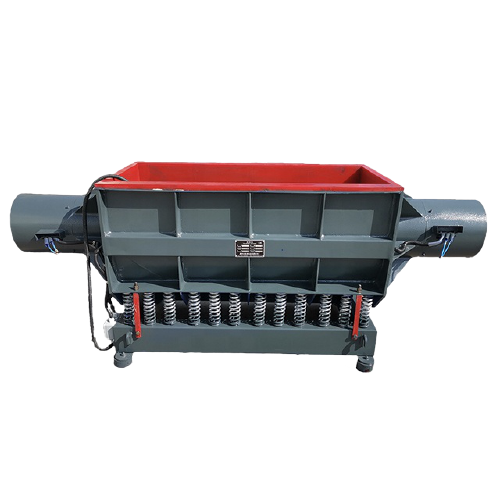 900L 30Cft Big Engine Parts Tub Vibratory Tumbling Machine