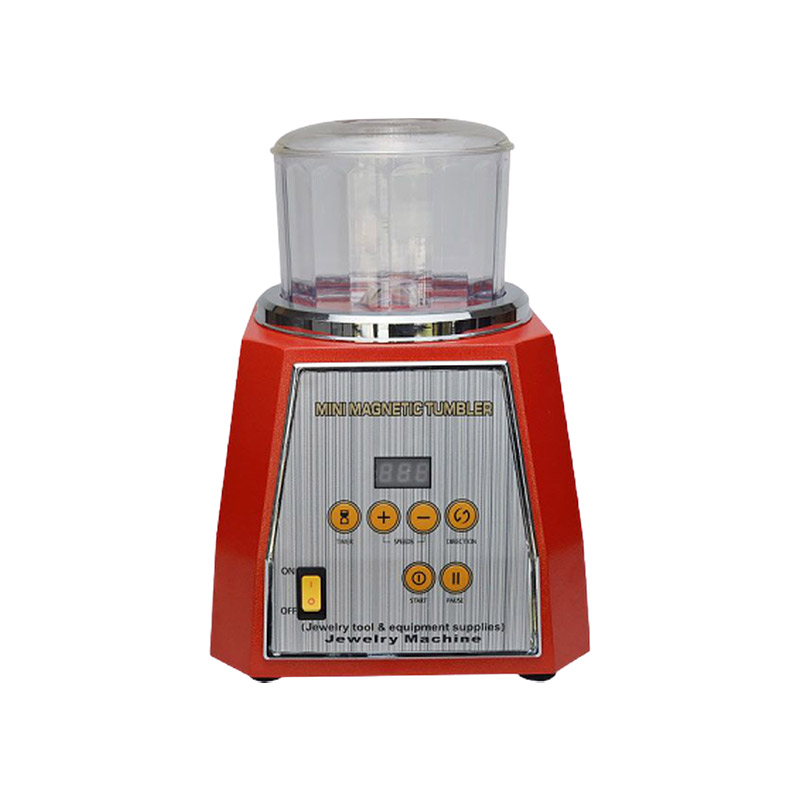 KT-130 Mini Magnetic Tumbler Polishing Machine