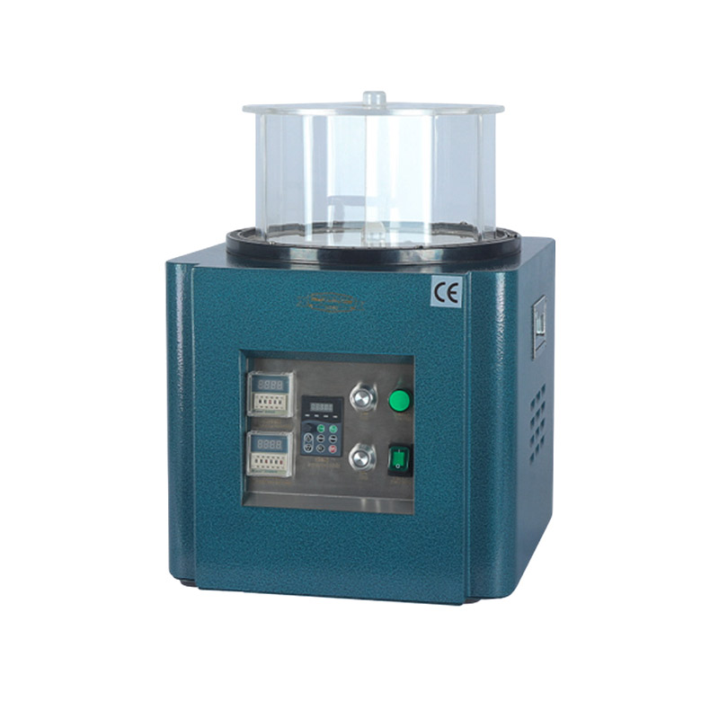 MTP-1000 Sliver Gold Magnetic Tumbler Polishing Machine